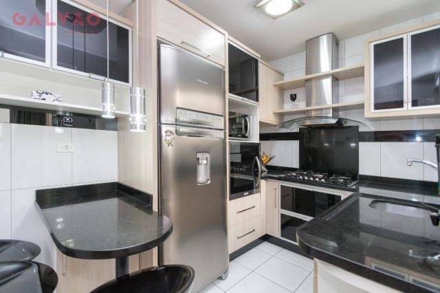 Sobrado com 3 dormitórios à venda, 104 m² por R$ 398.500,00 - Hauer - Curitiba/PR - Foto 7