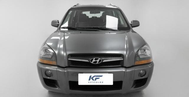 Hyundai Tucson GLS 2017 Cinza 2017 Automático - Foto 2