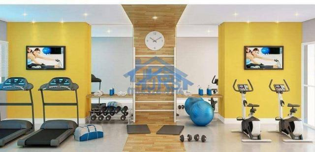 Condomínio Piemont Apartamento com 2 dormitórios à venda, 55 m² por R$ 285.000 - Parque Vi - Foto 11