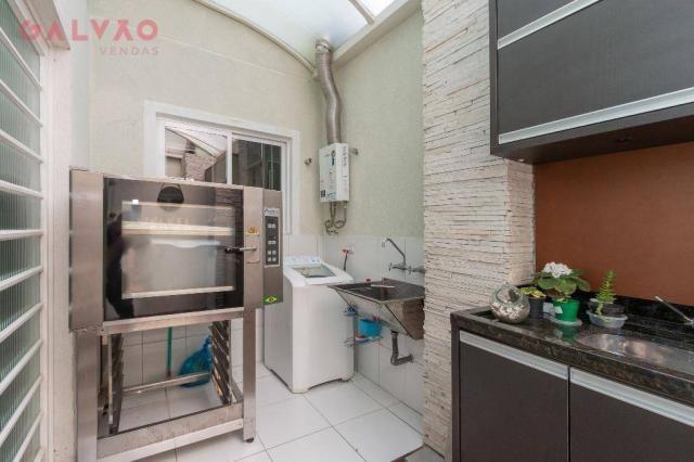 Sobrado com 3 dormitórios à venda, 104 m² por R$ 398.500,00 - Hauer - Curitiba/PR - Foto 14