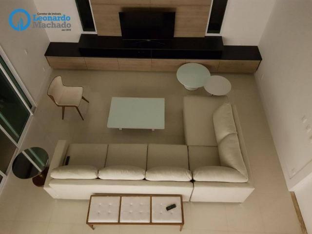 Casa com 5 dormitórios à venda, 320 m² por R$ 1.350.000 - Centro - Eusébio/CE - Foto 3