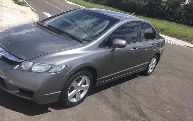 Honda civic 1.8 flex 2009/09 - Foto 2