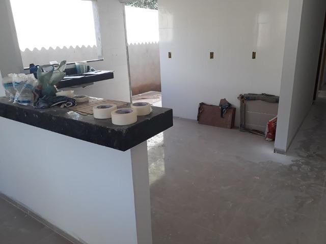 Casa Nova No Aureny lll Na Laje 2/4 Financia Caixa Taquaralto Palmas-To - Foto 6