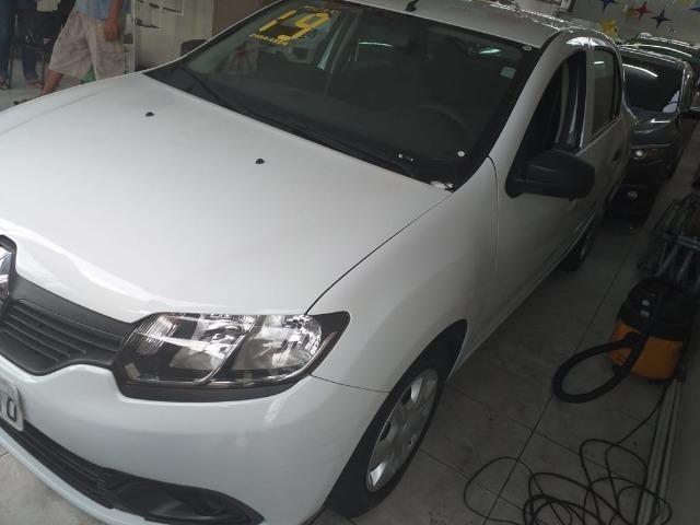 Renault Logan 2019 1.0 12v ath - Foto 2