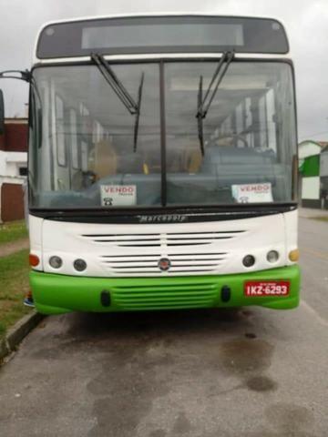 Ônibus Scania 2002