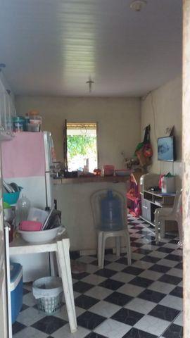 R$180 mil reais duas casas no Apeú em Castanhal terreno 10x70 - Foto 2