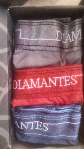 PROMOÇÃO KIT CUECAS DIAMANTES!!! - Foto 3