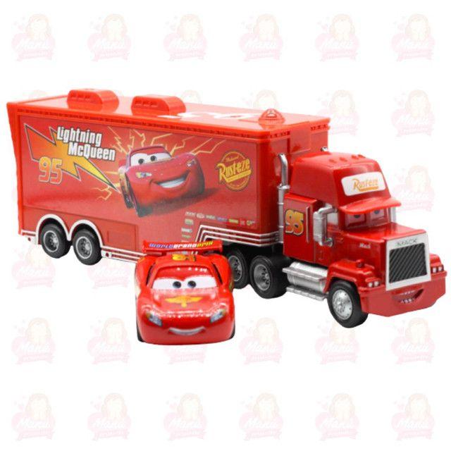 Mcqueen Caminhão e carrinho