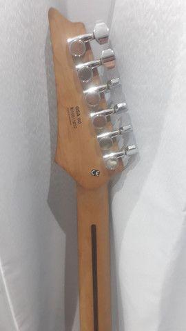 Guitarra Ibanez pra vender logo