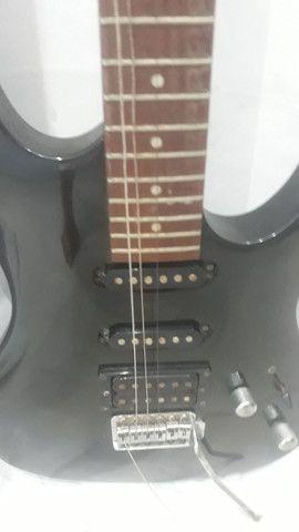 Guitarra Ibanez pra vender logo - Foto 3