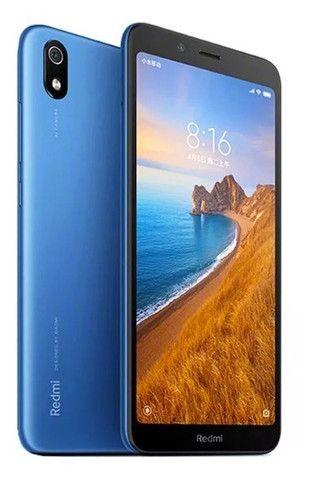 Celular Xiaomi Redmi 7a 32/3gb Azul/ Lacrado - Foto 4