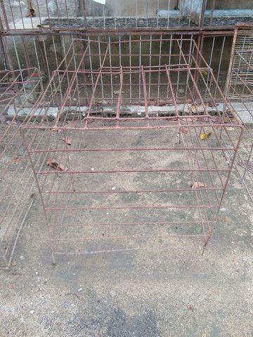 Arejadores de ferro para galos - Foto 3