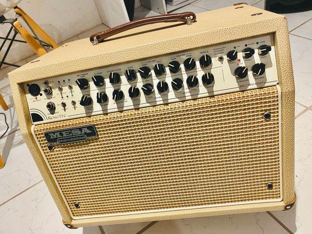 Mesa Boogie Rosette 300 Two:eight amplificador combo Acústico Melhor Do Mundo