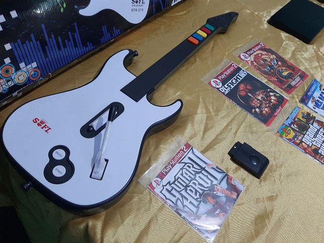 PlayStation 2 Guitarra  - Foto 3