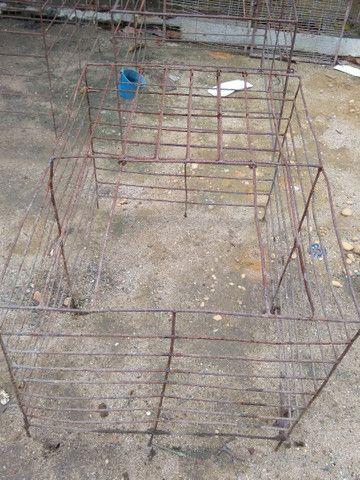 Arejadores de ferro para galos - Foto 4