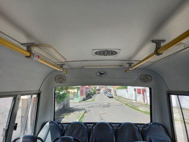 Vendo micro onibus volare W8 ano 2010 - Foto 14