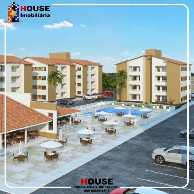 Condominio Royale, apartamentos no turu. dimensão - Foto 5