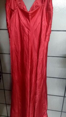 vestido cetim - Foto 2
