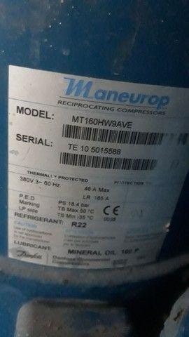 2 compressor maneurop MT 160