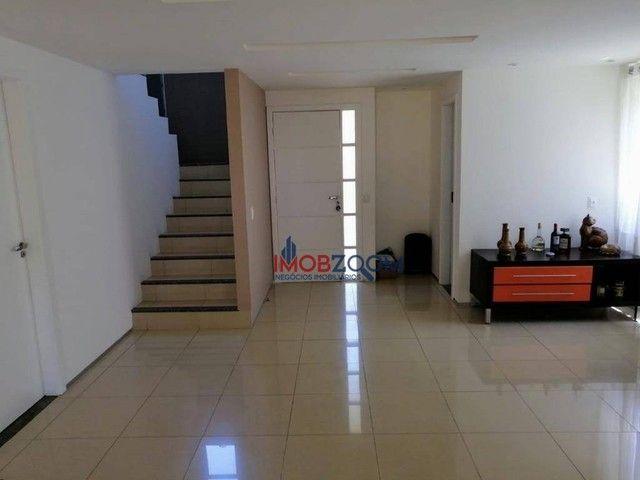 Linda casa duplex em condomínio no Eusébio - Foto 15