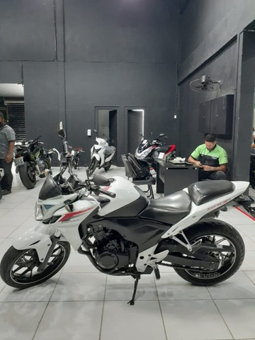 Honda CB-500F  Ano 2014 ***Promoção*** - Foto 6