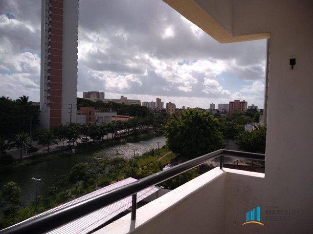Apartamento com 3 dormitórios para alugar, 112 m² por R$ 999,00/mês - São Gerardo - Fortal - Foto 11