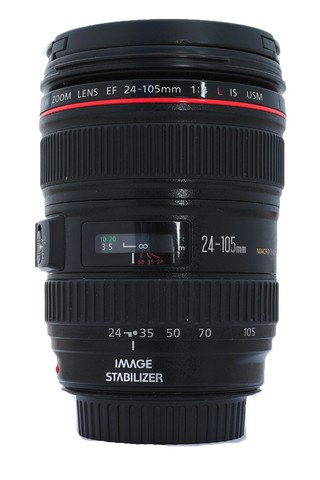 lente canon ef 24-105mm f/4L is usm - Foto 3