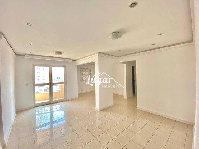 Apartamento com 3 dormitórios para alugar, 90 m² por R$ 1.800,00/mês - Boa Vista - Marília - Foto 5