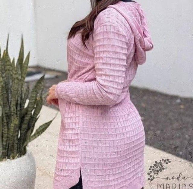 Casaco de lã - Foto 4