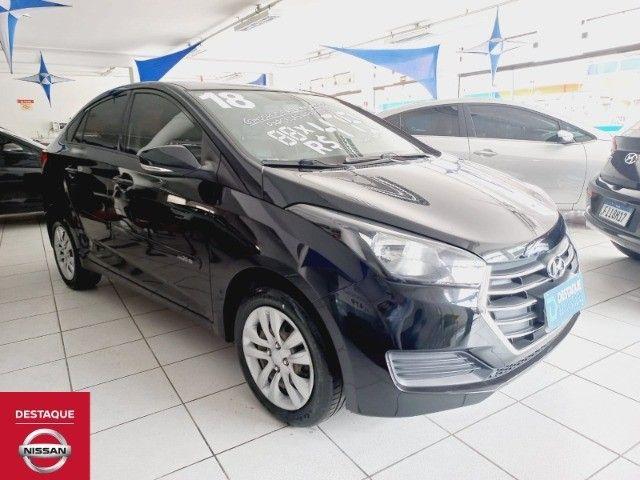 Hyundai HB20S 1.6 Automático 2018 Preto - Foto 6
