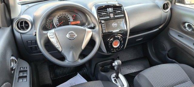 Nissan - March Sl 1.6 cvt 2020 / 8 mil km - Contato: Tubarão - * - * - Foto 15