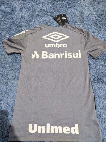 Camisa de Treino Grêmio 2020 - Não tem a venda no site - Foto 4