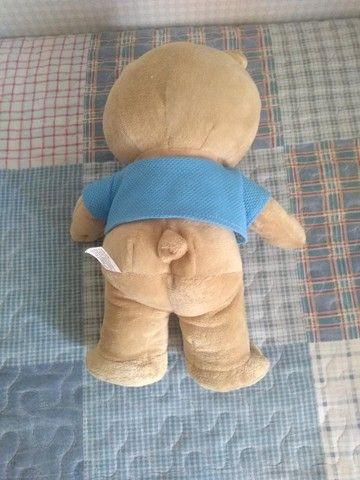 Urso de pelúcia nestlé - Foto 3
