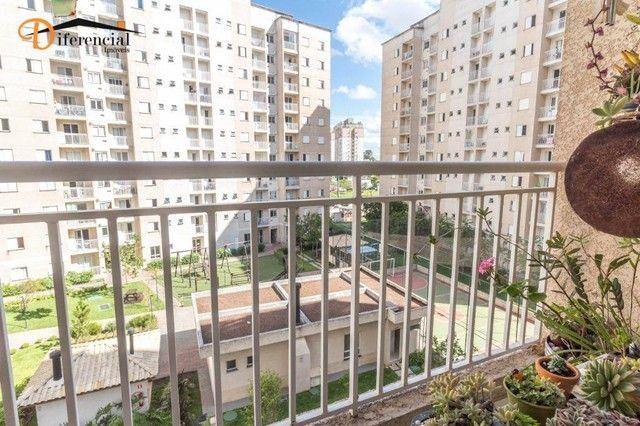 Apartamento com 3 dormitórios à venda, 62 m² por R$ 320.000,00 - Fanny - Curitiba/PR - Foto 13