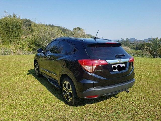 Honda HRV EXL Segundo Dono! Com acessórios! - Foto 2