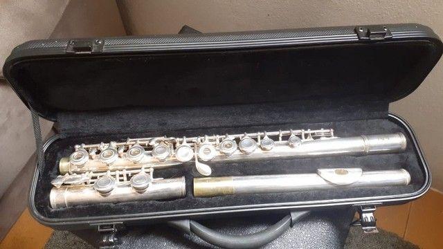 Flauta transversal NY - Foto 2