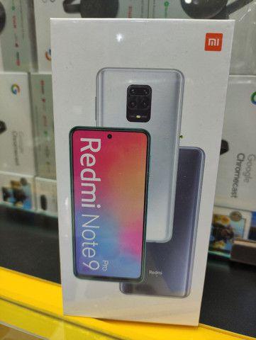 Impressionante! Redmi Note 9 Pro da Xiaomi.. Novo Lacrado Entrego agora
