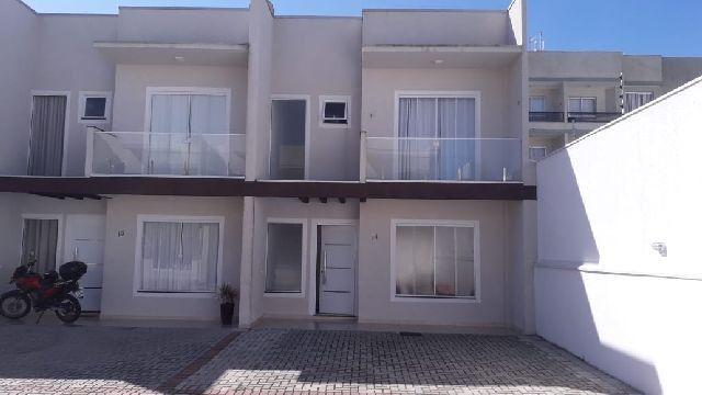 Sobrado para venda com 110 metros quadrados com 3 quartos em Junara - Matinhos - PR