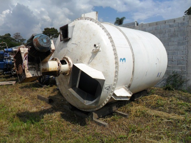 Tanque misturador (Diluidor) em aço inox 15.000 Litros  - Foto 4