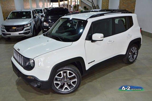 Jeep Renegade 1.8 Limited (Flex) (Aut) - 2019