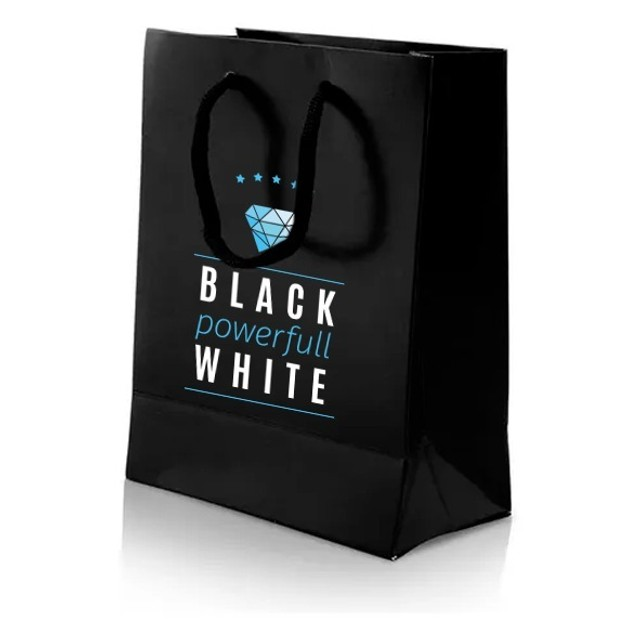 Pó claredor Black Power Full White - Foto 2