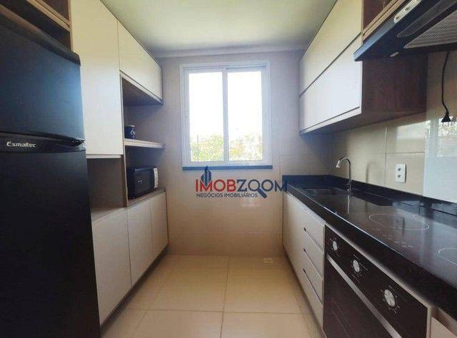 Casa com 3 dormitórios à venda, 97 m² por R$ 319.000,00 - Jacunda - Aquiraz/CE - Foto 10