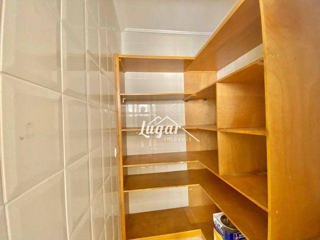 Apartamento com 3 dormitórios para alugar, 90 m² por R$ 1.800,00/mês - Boa Vista - Marília - Foto 4