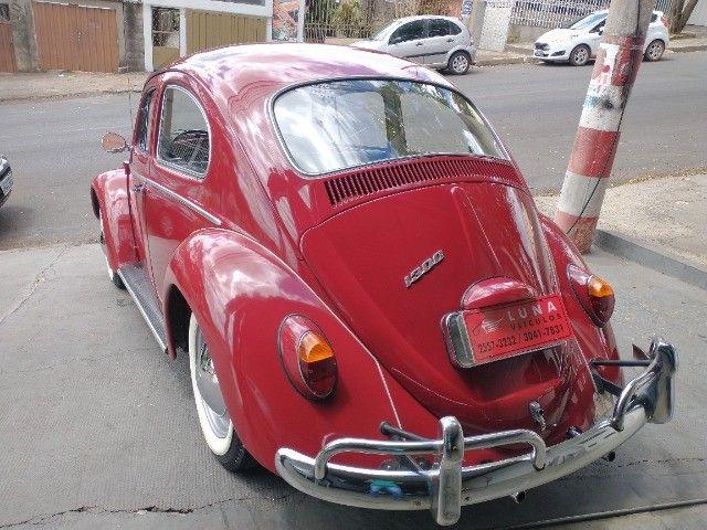 volkswagen fusca 1300 1968 - Foto 16