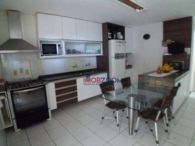 Linda casa duplex em condomínio no Eusébio - Foto 16