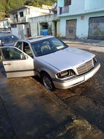 Mercedes c180 /97   peças  7,955 - Foto 8