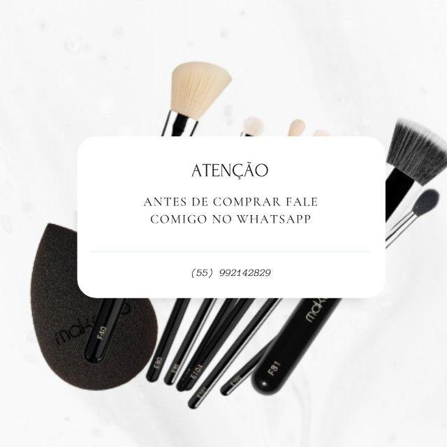 Kit Completo Black Edition - Pincéis de Maquiagem - Foto 2