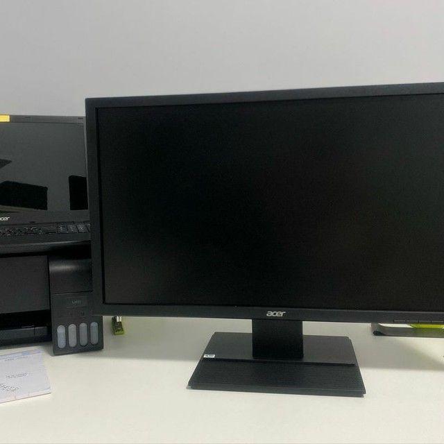 Monitor accer 27 polegadas 75 hz 1 ms - Foto 2