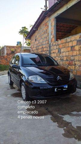 Citroen c3 flex 2007