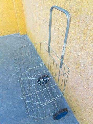 Carrinho de compras  - Foto 3